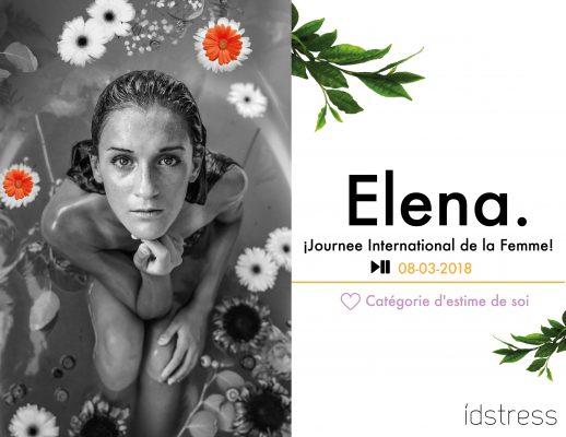 Día de la Mujer Elena 2018 FR